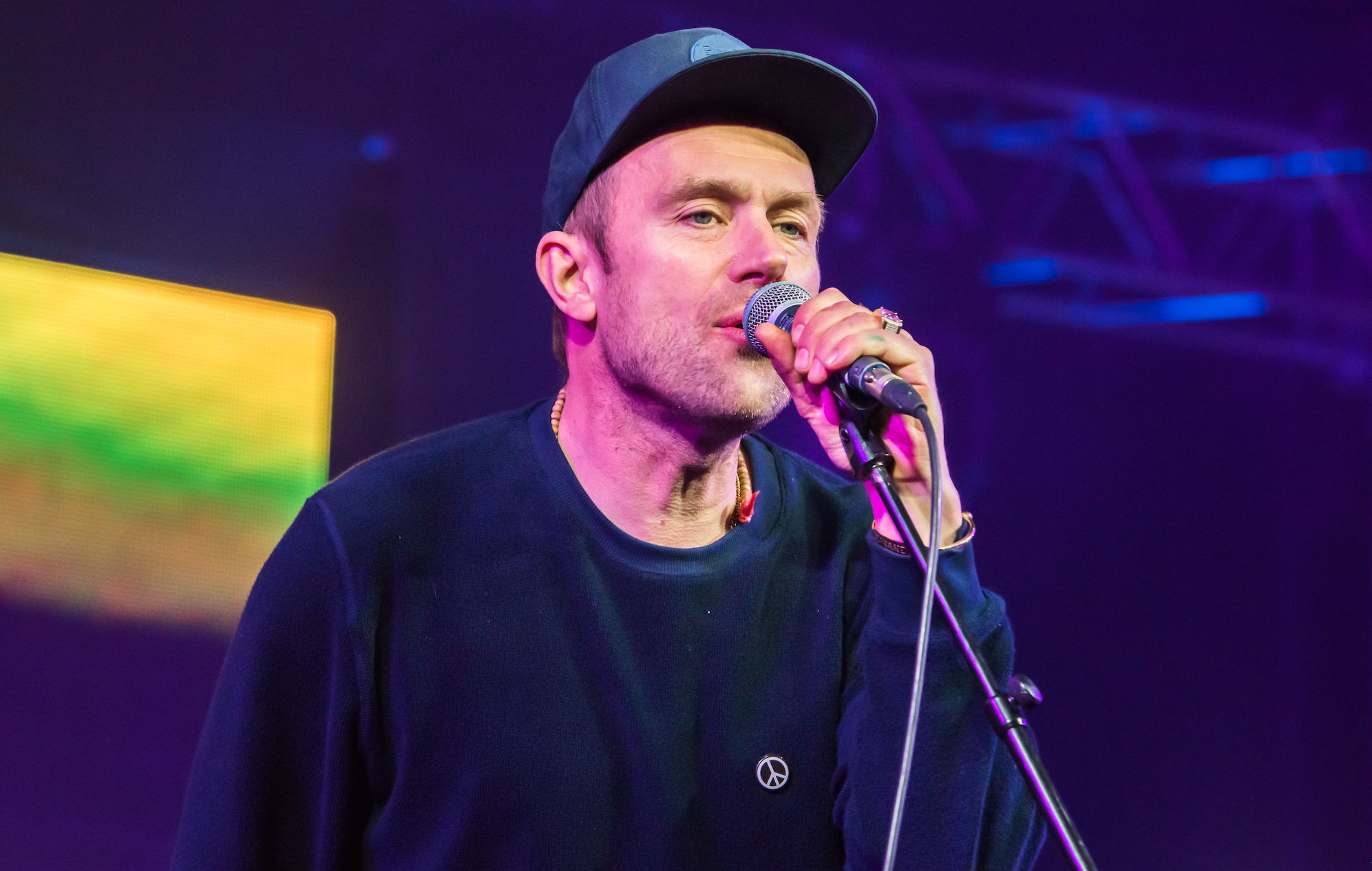 """Damon Albarn says Britain is """"emotionally messed up"""": """"Our mental health is not good"""""""