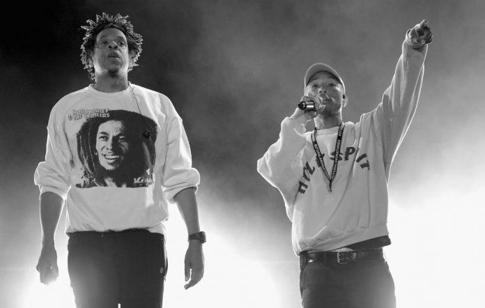 Jay-Z and Pharrell