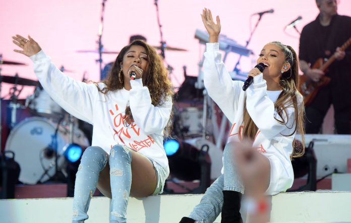 Ariana Grande and Victoria Monét have collaborated together on new single 'Monopoly'