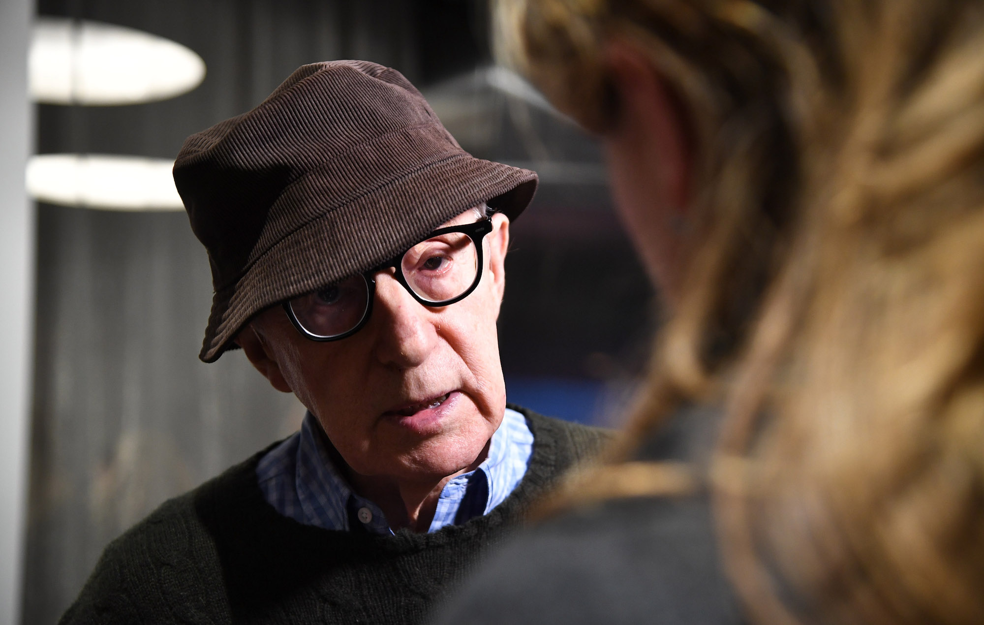 """Woody Allen admits his marriage to Soon-Yi Previn """"looked exploitative"""""""