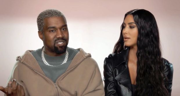 Kanye West Keeping Up With The Kardashians Series 16