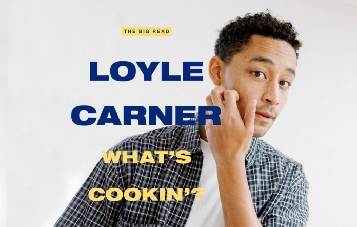 Loyle Carner NME Interview 2019