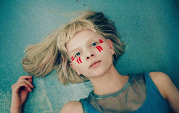 AURORA talks inspiring Billie Eilish and Chemical Brothers and her album 'A Different Kind Of Human'