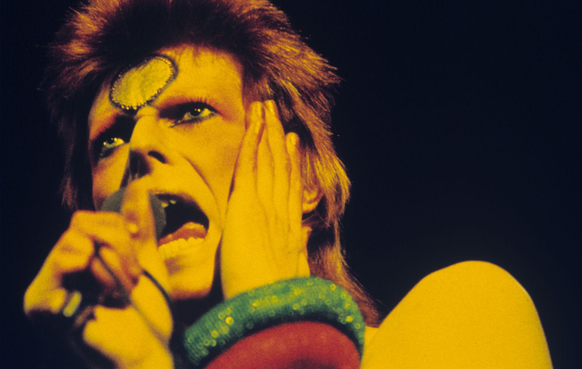 Vans' limited edition David Bowie sneaker range drops this week