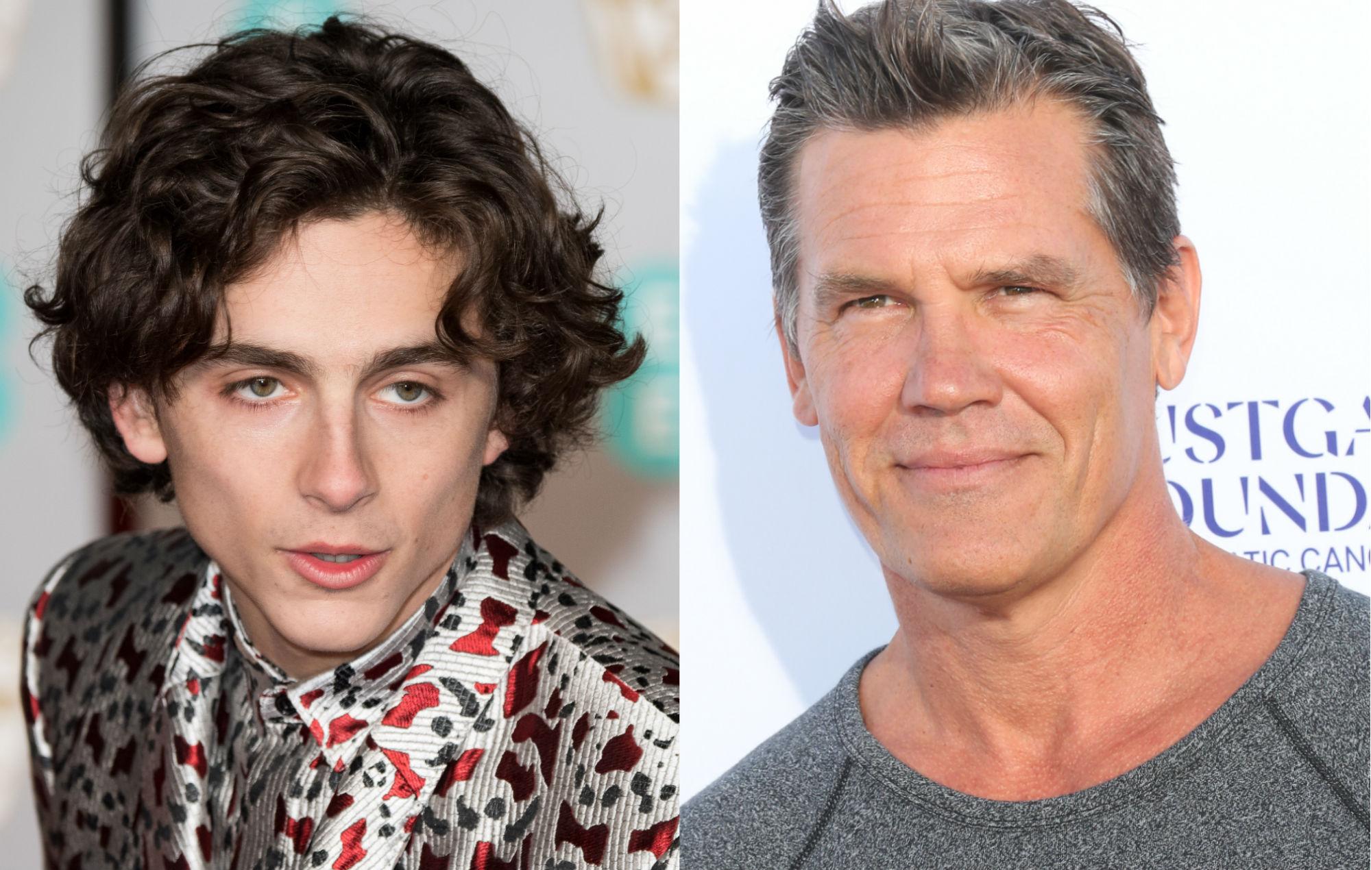 Dune Stars Timothee Chalamet And Josh Brolin Reveal That Filming Has Begun Nme