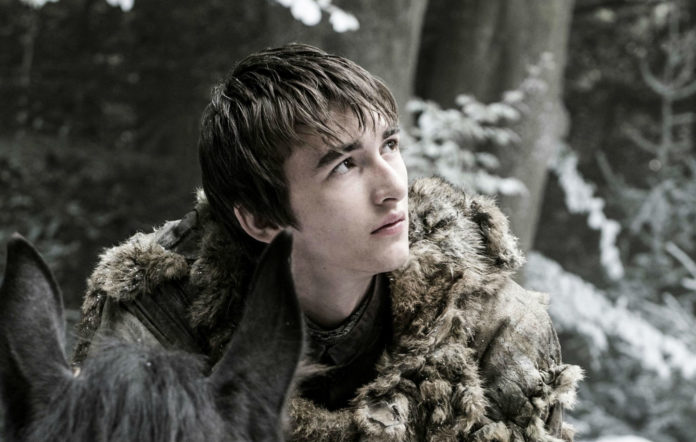 Isaac Hempstead-Wright in 'Game of Thrones'