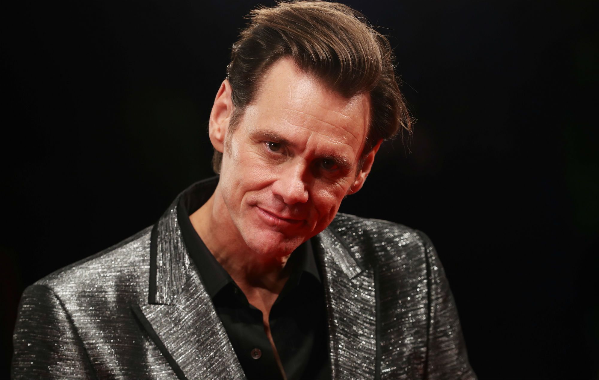 Take A First Look Jim Carrey As Dr Robotnik In New Sonic The Hedghog Movie