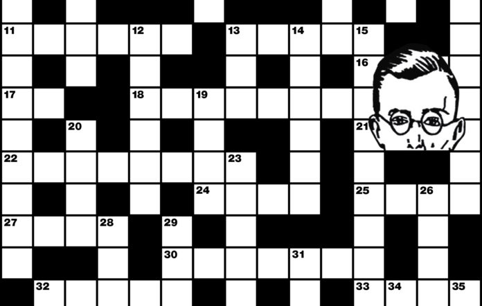 The legendary NME crossword