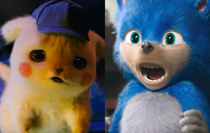 Hollywood Keeps Turning Childhood Friends Into Human Like Nightmare Creatures And Sonic S Thicc Ass Is The Last Straw Nme