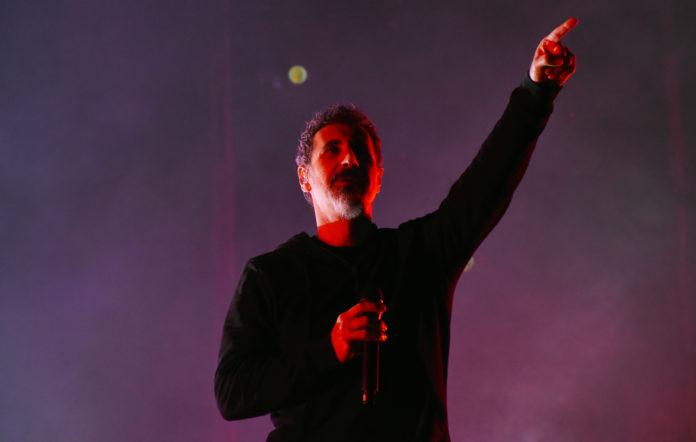 Serj Tankian live