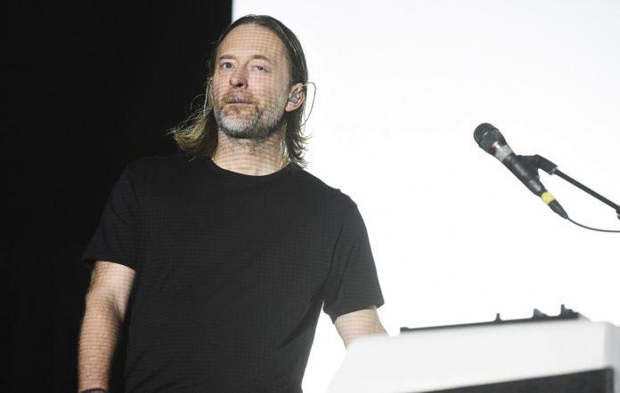 Thom Yorke Dystopia
