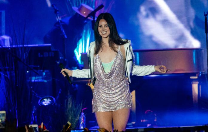 Lana Del Rey live