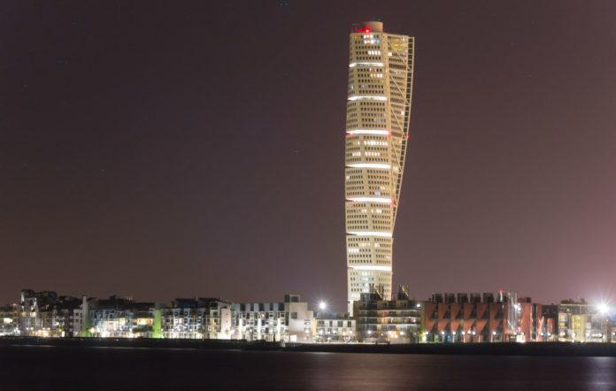 Malmö's Turning Torso