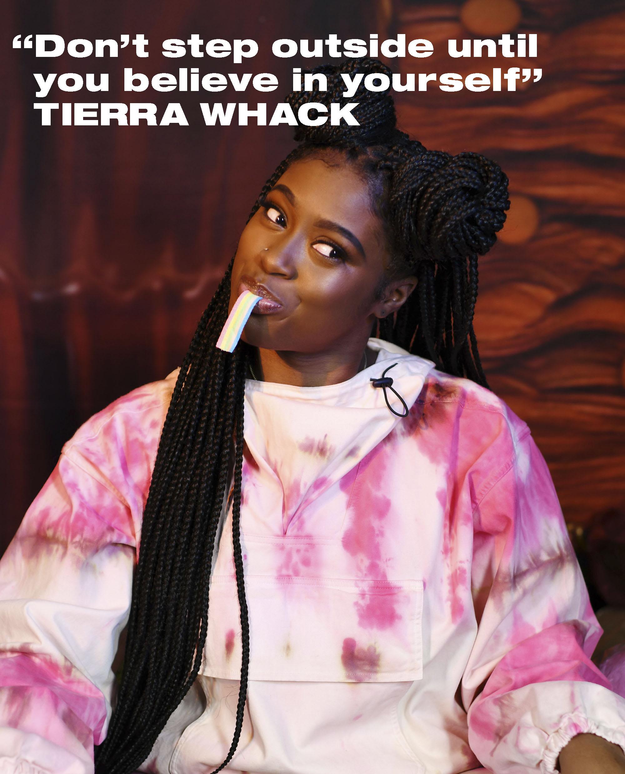 Thierra Whack NME