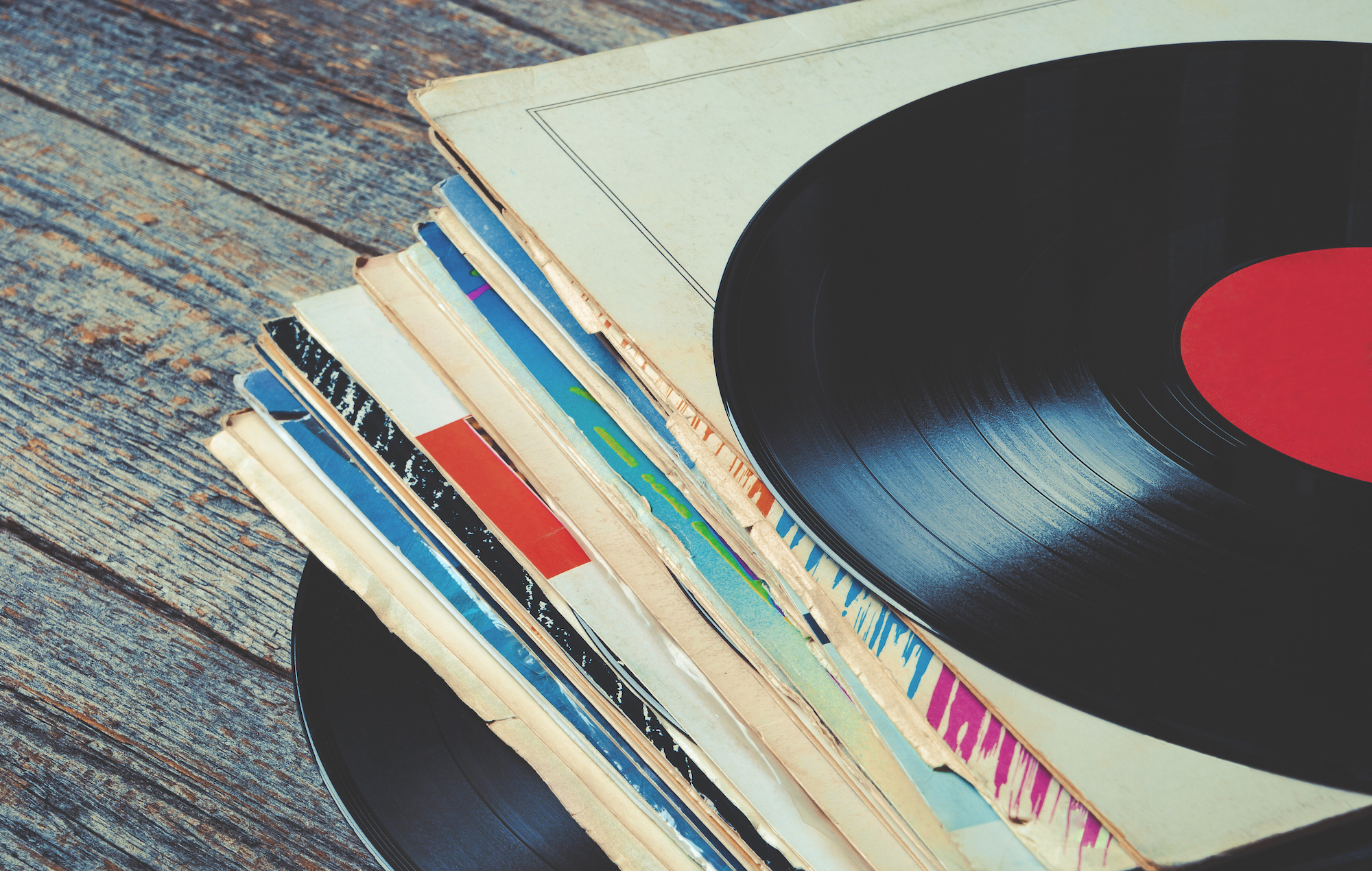 UK vinyl gross sales in 2020 are the best for the reason that early '90s