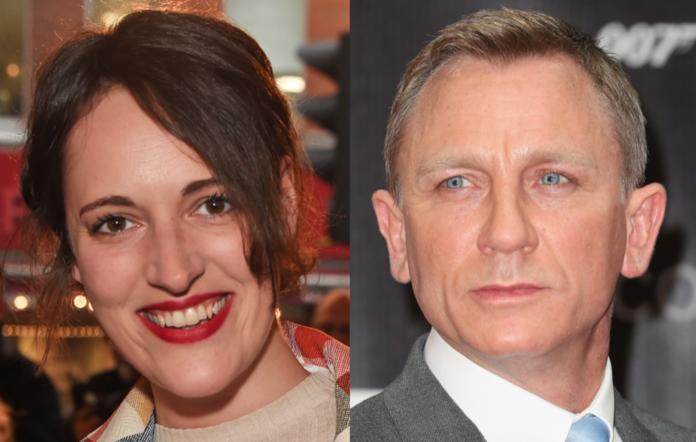 Phoebe Waller-Bridge will write on the new 'Bond 25' movie.