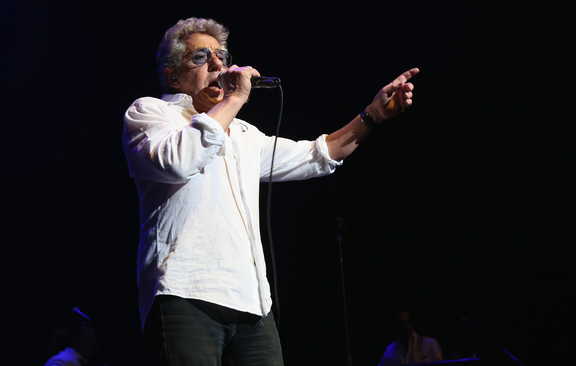 Pete Townshend wanted Roger Daltrey to rap on The Who's new album