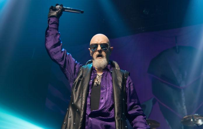Judas Priest frontman Rob Halford