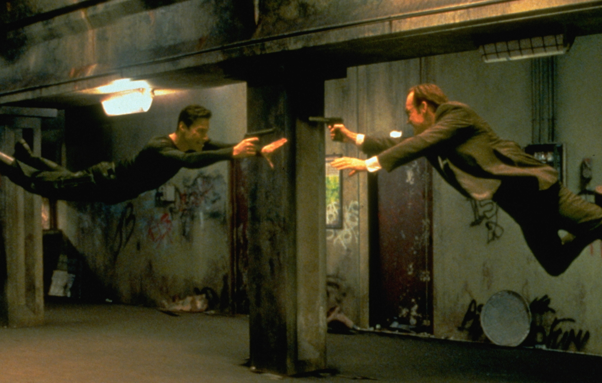 'The Matrix 4' filming causes explosive damage in San Francisco