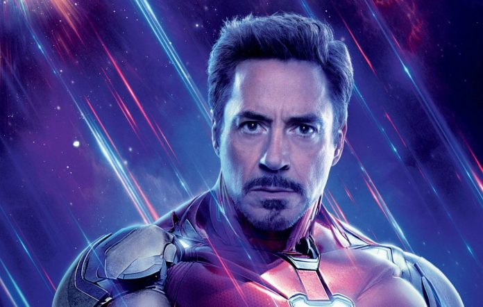 Marvel Avengers Robert Downey Jr