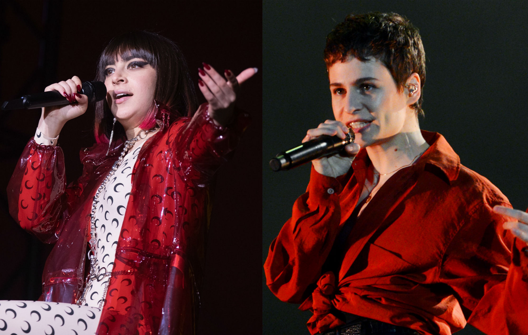 Charli XCX / Christine and the Queens