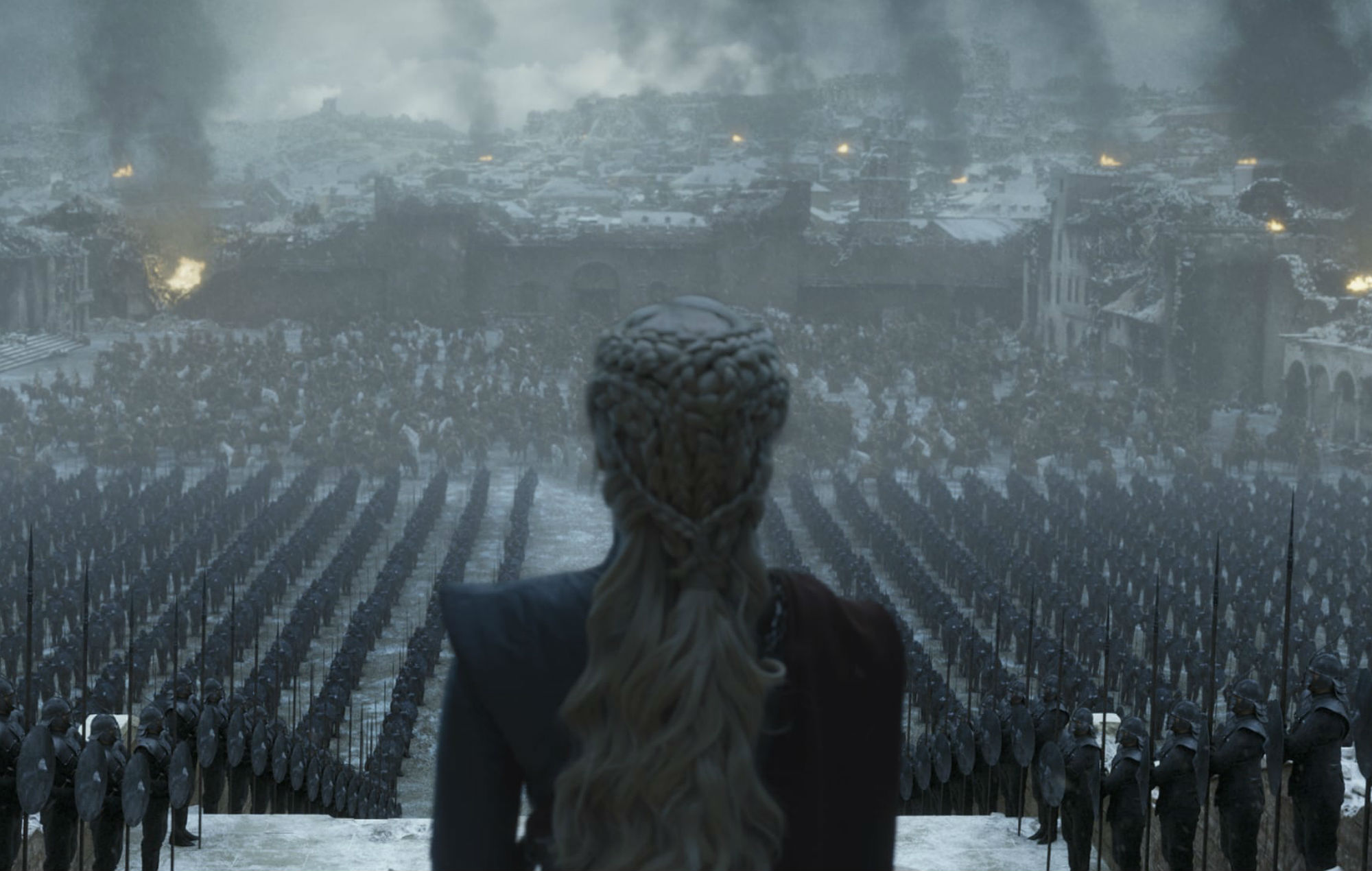 """Emilia Clarke calls her final 'Game of Thrones' scene """"hell"""": """"I didn't think I could do it"""""""