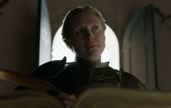 Gwendoline Christie in 'Game of Thrones'