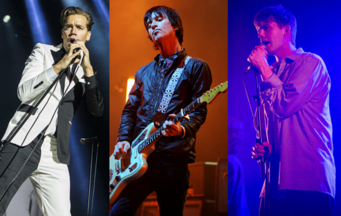 The Hives / Johnny Marr / Fontaines D.C.