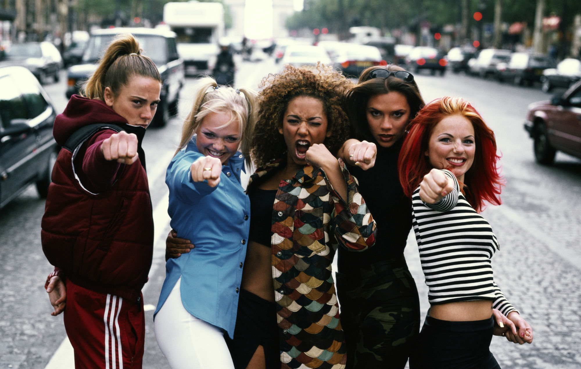 "The Spice Girls set for ""25th anniversary world tour"" in 2021"