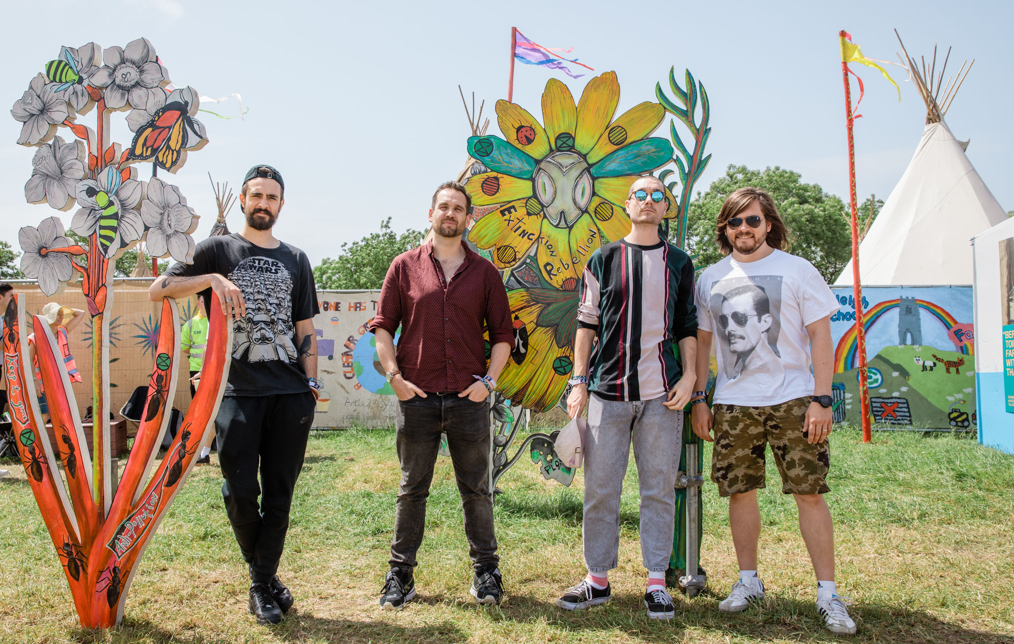 Bastille Glastonbury 2019