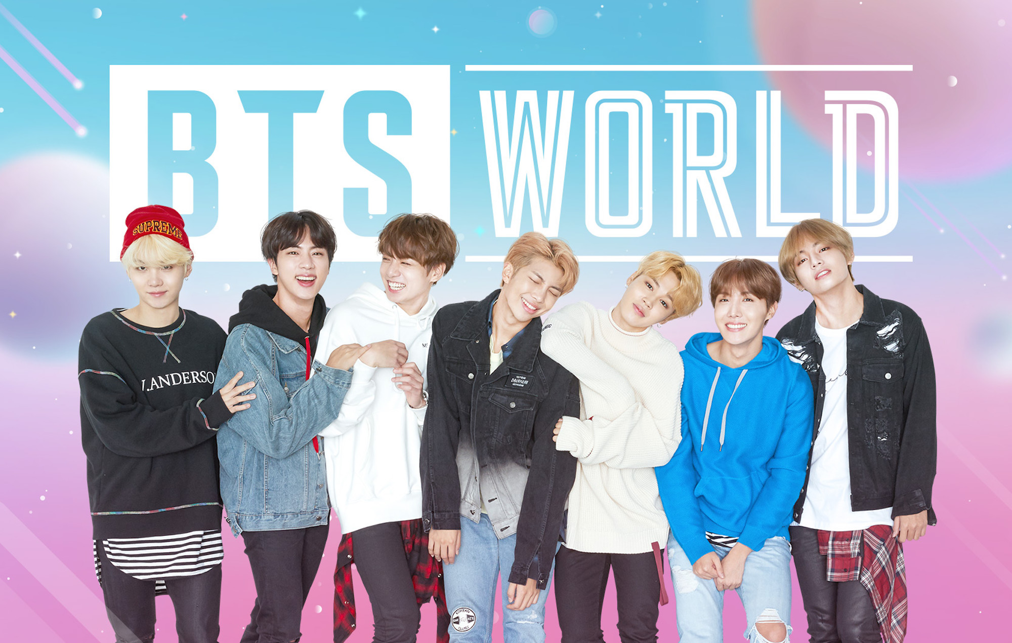 The Coolest Cutest And Oddest Moments In Bts World Bts Brand