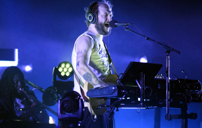 Watch Bon Iver debut two new songs