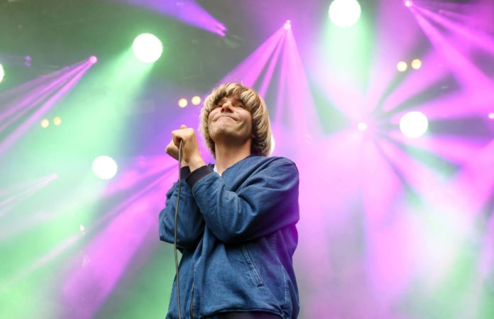 Tim Burgess Glastonbury