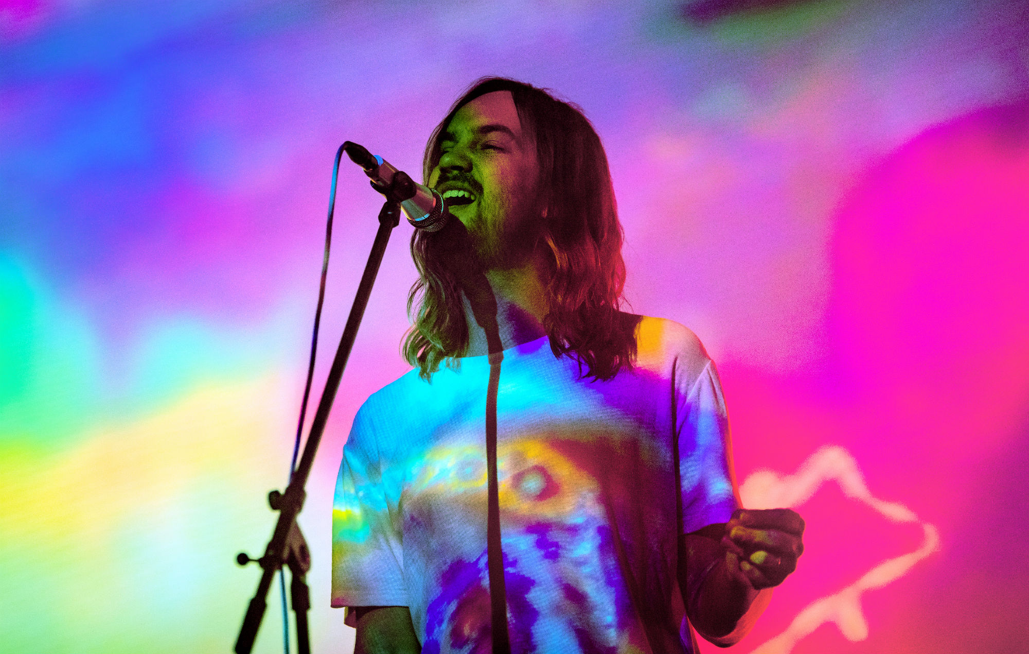 """Tame Impala release """"imaginary place"""" mix of 'The Slow Rush'"""