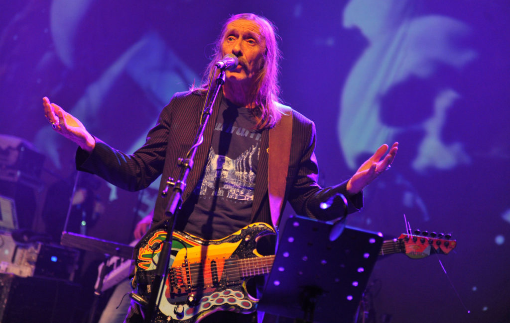 Hawkwind will headline The Acoustic Stage at Glastonbury 2019