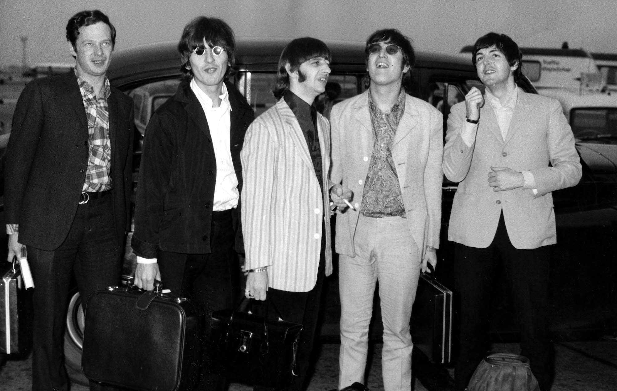 'The Queen's Gambit' actor to play Beatles manager in new film 2