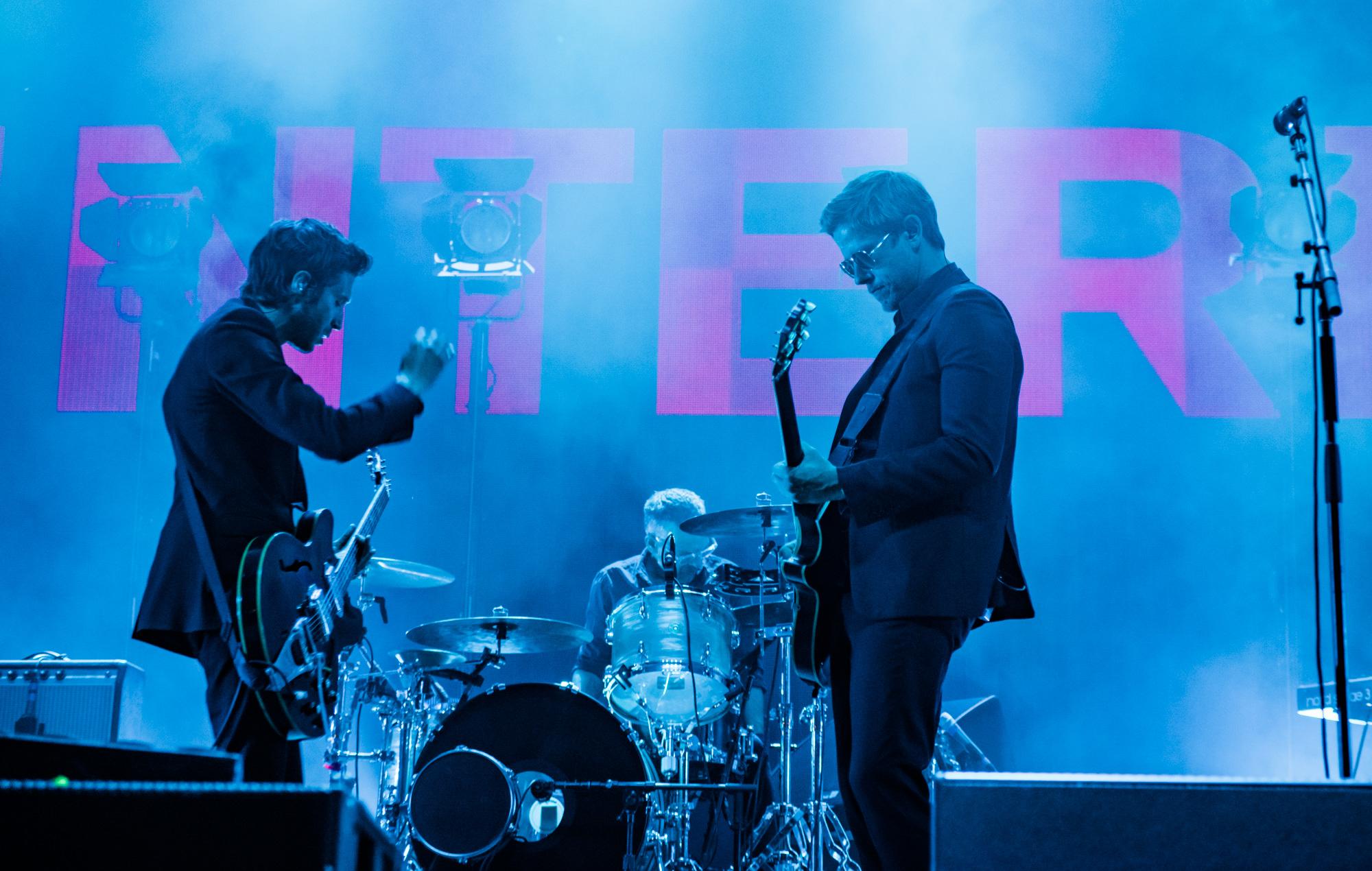 Interpol, live at Glastonbury 2019