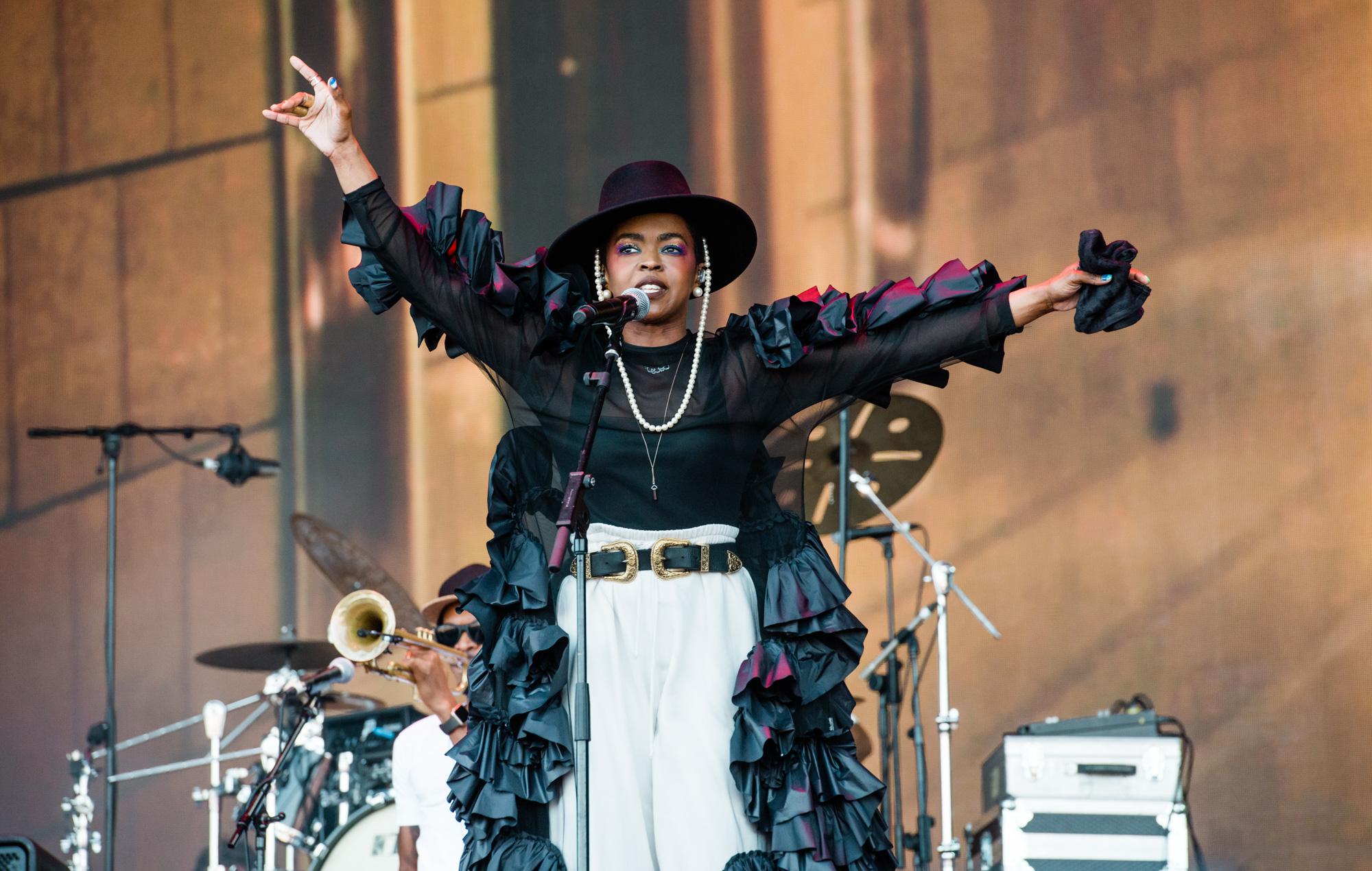 lauryn hill tour review