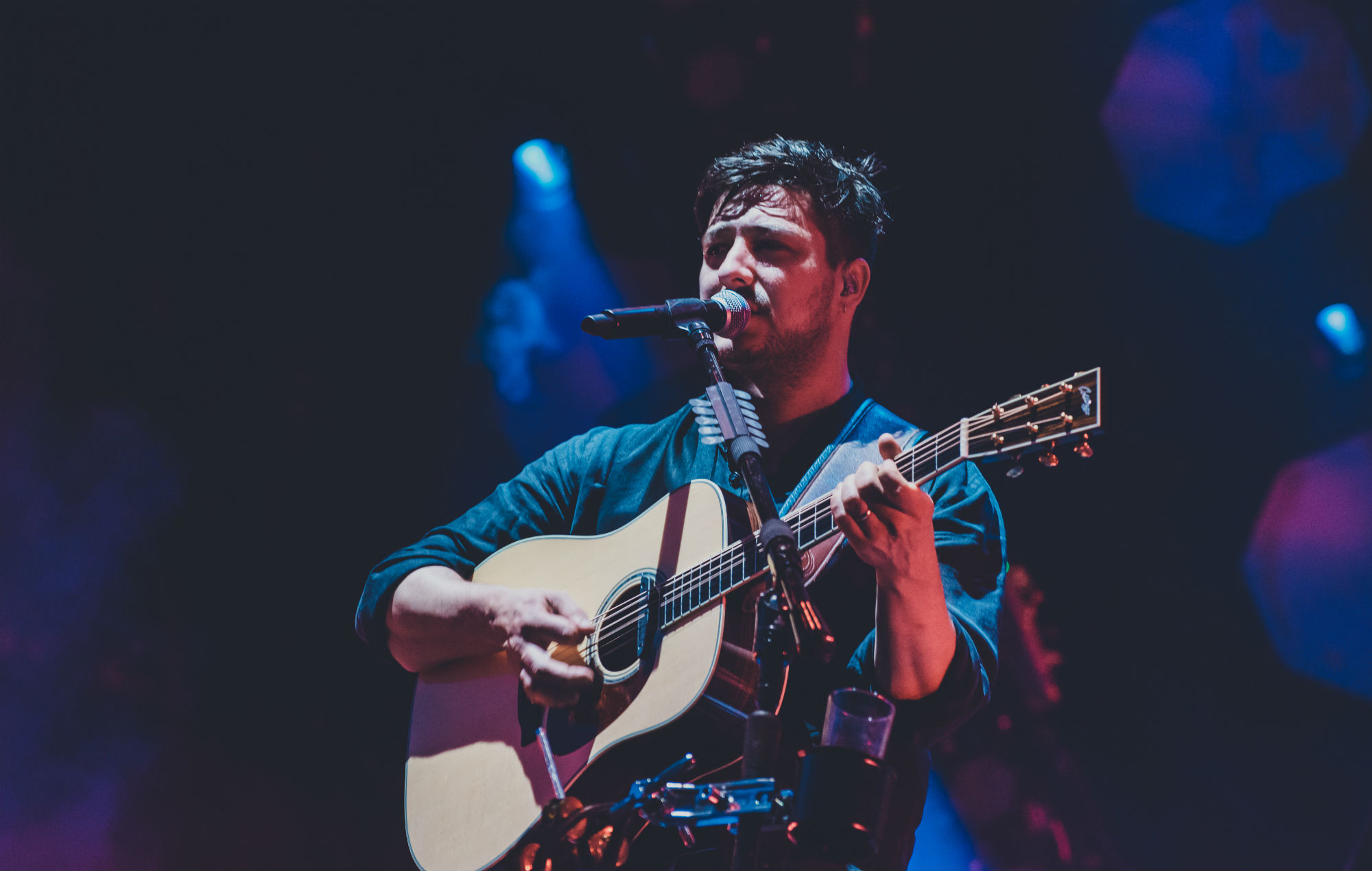 Marcus Mumford shares cover of 'You'll Never Walk Alone' to benefit Grenfell Foundation - EpicNews