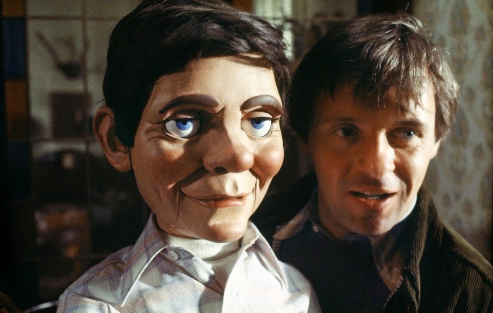 The doll Fats in film Magic