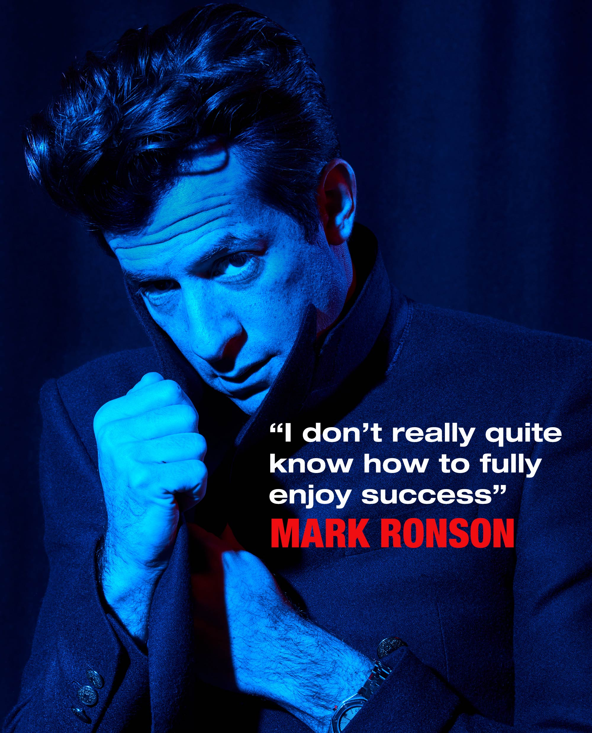 Mark Ronson NME