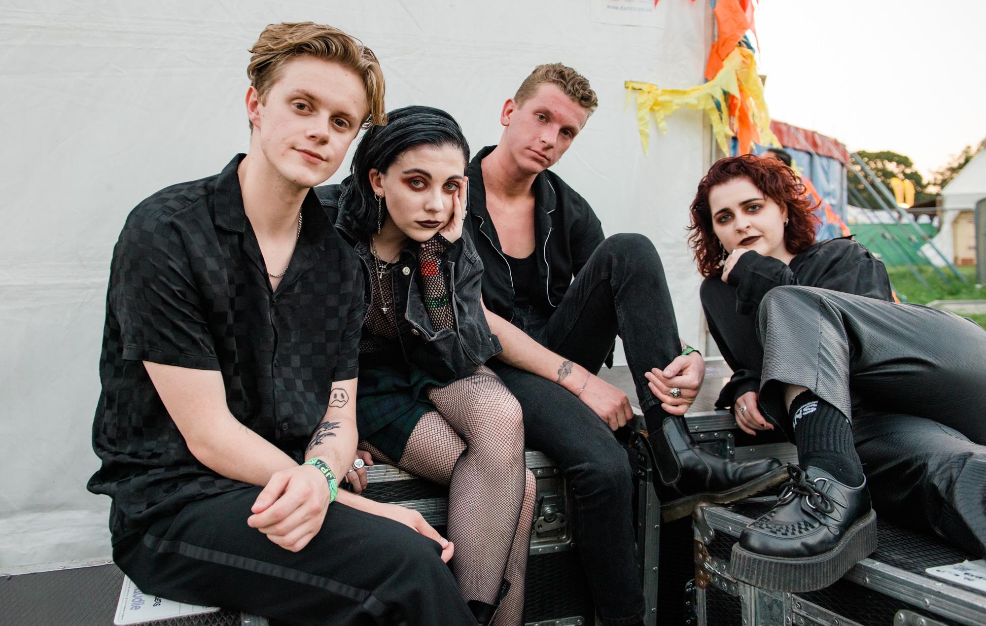 Pale Waves Glastonbury 2019