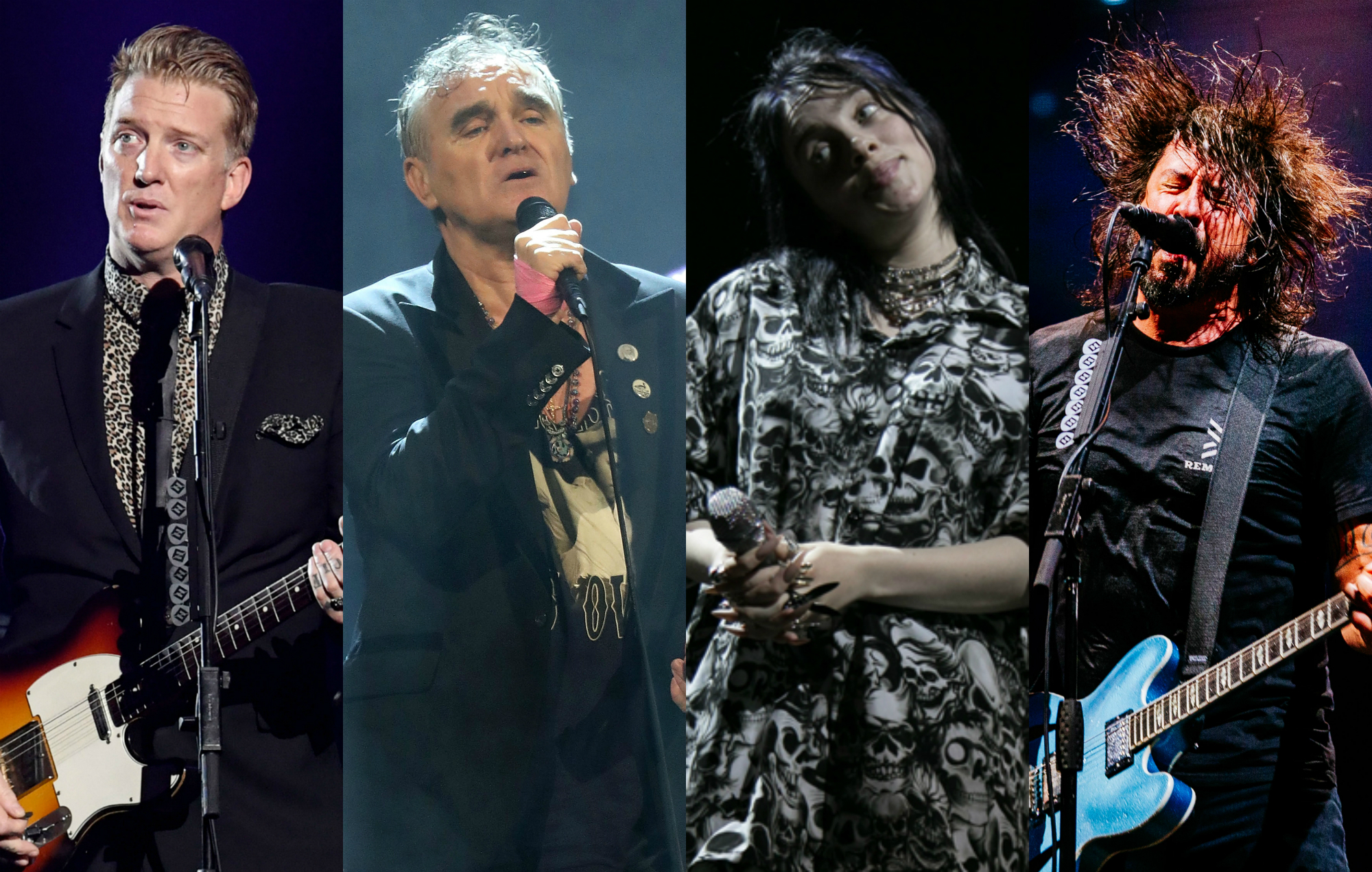 Morrissey Billie Eilish