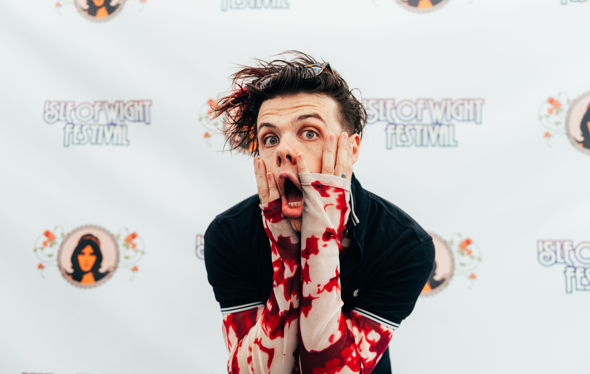Yungblud at Isle of Wight Festival 2019
