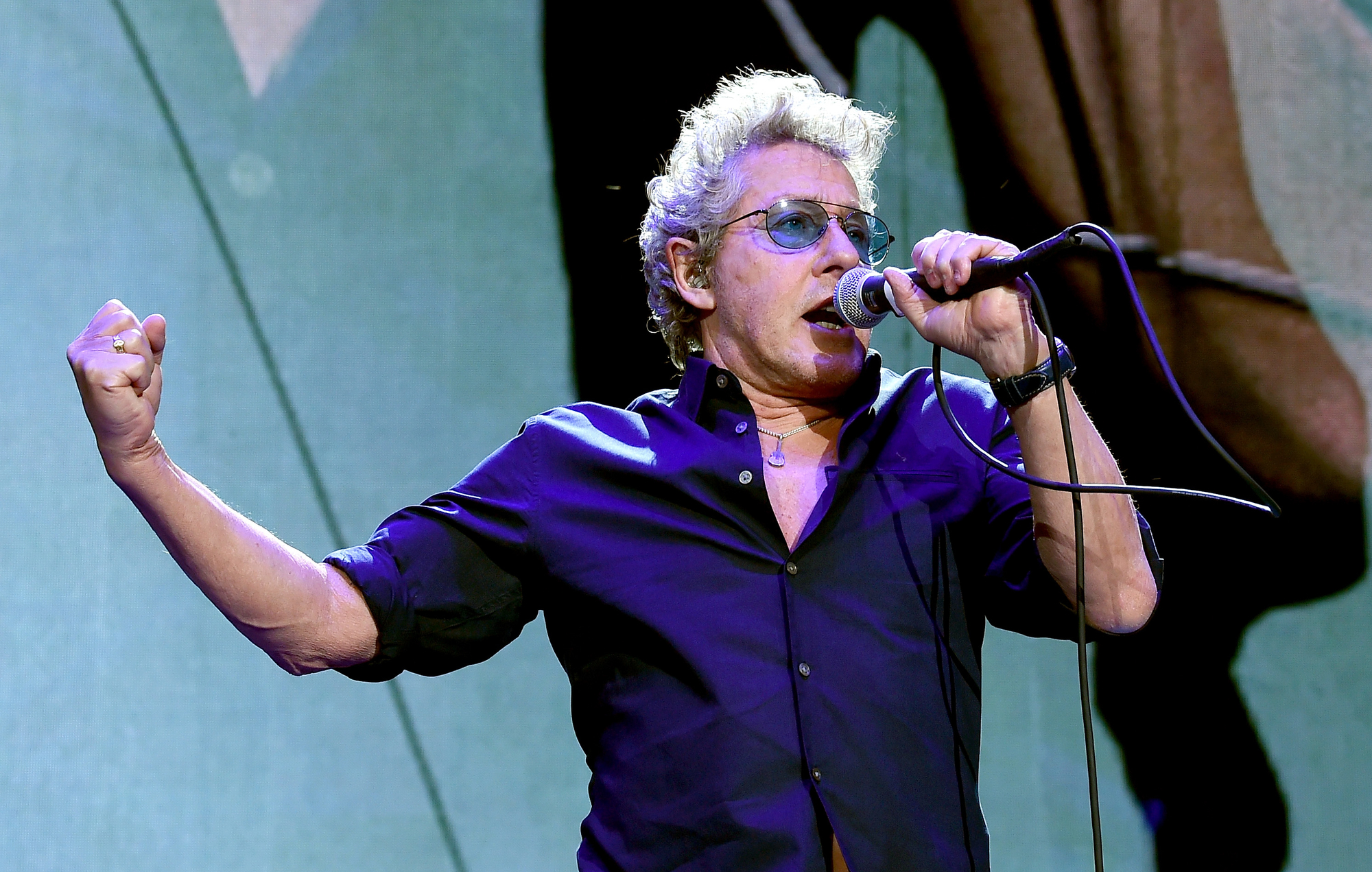 """Roger Daltrey calls Elton John """"arsey"""" for not taking part in Teenage Most cancers Belief reveals"""