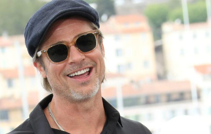 Brad Pitt Straight Pride Super Happy Fun America