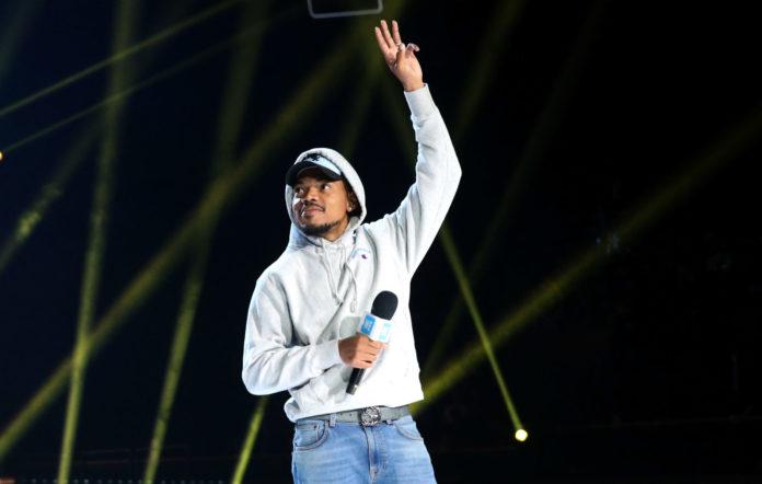 Chance The Rapper album tour mixtapes