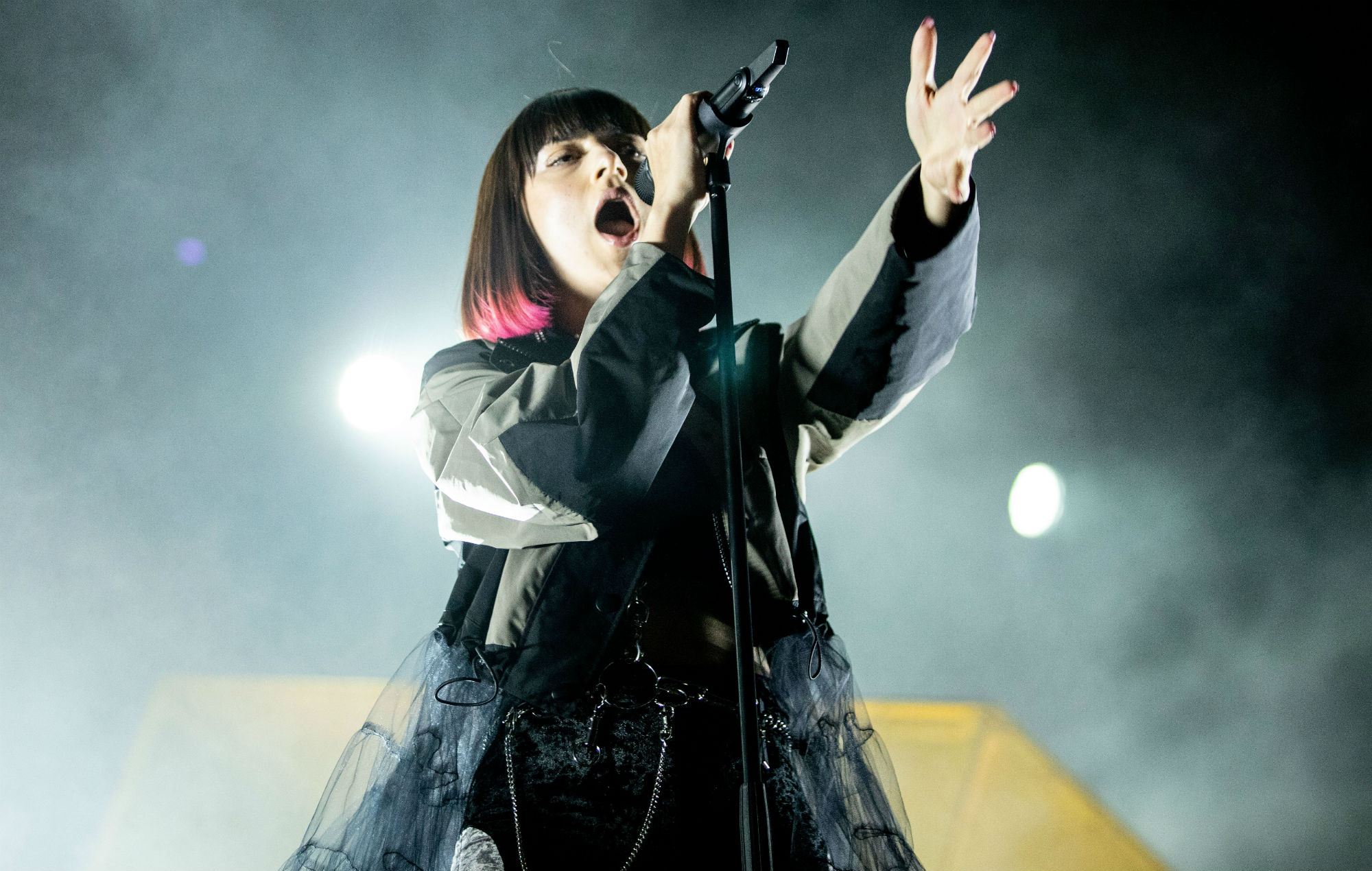 Charli XCX performs at Primavera Sound