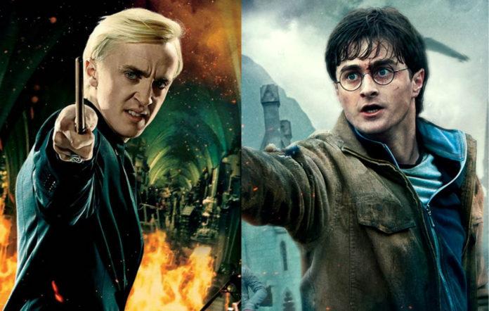 Draco Malfoy / Harry Potter