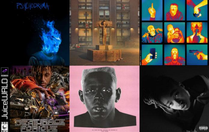 Best rap and hip-hop albums of 2019